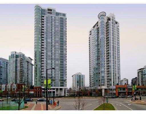 "Main Photo: 1602 193 AQUARIUS MEWS BB in Vancouver: False Creek North Condo for sale in ""193 AQUARIUS MEWS"" (Vancouver West)  : MLS®# V784836"