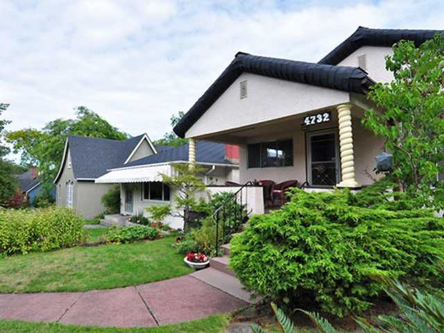 Main Photo: 4732 BLENHEIM Street in Vancouver: MacKenzie Heights House for sale (Vancouver West)  : MLS®# V851429