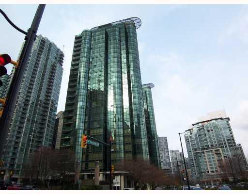"""Main Photo: 208 555 JERVIS Street in Vancouver: Coal Harbour Condo for sale in """"HARBOURSIDE PARK"""" (Vancouver West)  : MLS®# V726932"""