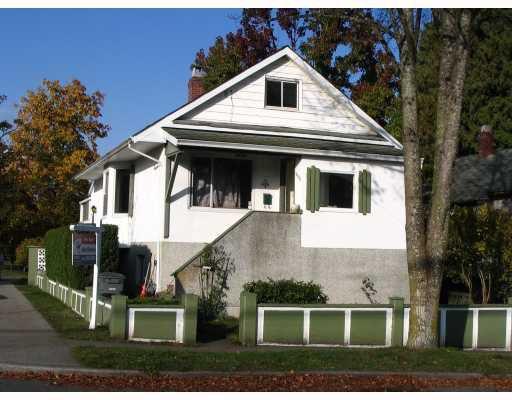 Main Photo: 6090 PRINCE ALBERT Street in Vancouver: Fraser VE House for sale (Vancouver East)  : MLS®# V740056