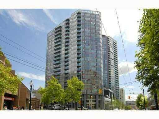 """Main Photo: 1105 788 HAMILTON Street in Vancouver: Downtown VW Condo for sale in """"TV TOWER I"""" (Vancouver West)  : MLS®# V850266"""