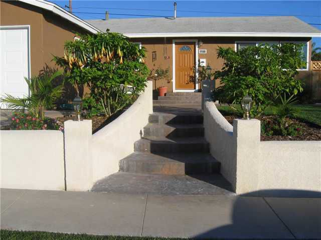 Main Photo: CLAIREMONT House for sale : 3 bedrooms : 3277 Mohican in San Diego