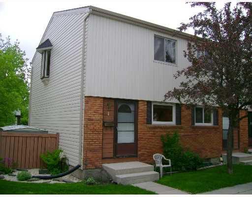 Main Photo: 3861 NESS Avenue in WINNIPEG: Westwood / Crestview Condominium for sale (West Winnipeg)  : MLS®# 2708891