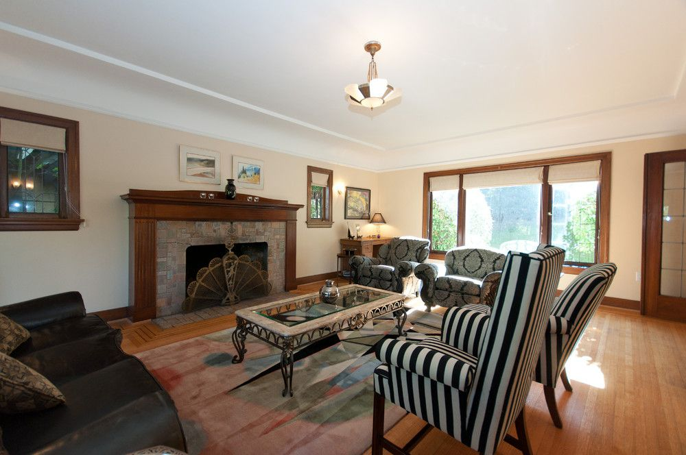 Photo 5: Photos: 2594 WALLACE Crescent in Vancouver: Point Grey House for sale (Vancouver West)  : MLS®# V853567