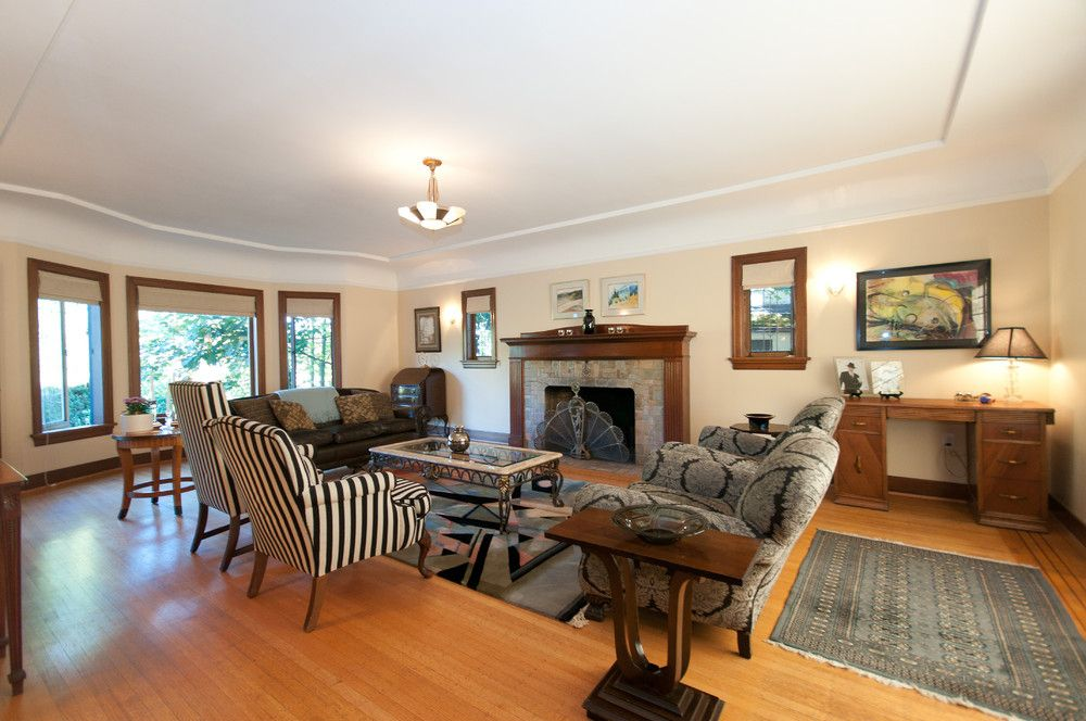 Photo 4: Photos: 2594 WALLACE Crescent in Vancouver: Point Grey House for sale (Vancouver West)  : MLS®# V853567