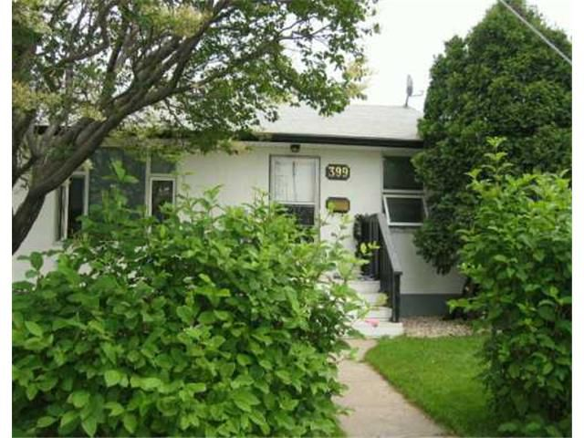 Main Photo: 399 MADISON Street in WINNIPEG: St James Residential for sale (West Winnipeg)  : MLS®# 2510279