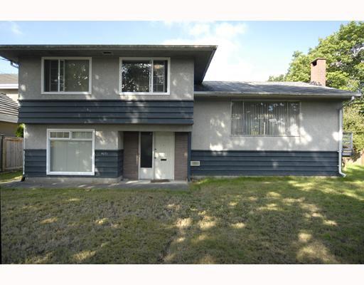Main Photo: 9271 GORMOND Road in Richmond: Seafair House for sale : MLS®# V730928