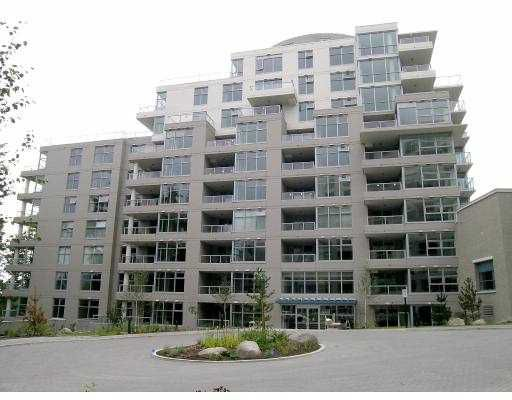 """Main Photo: 701 9262 UNIVERSITY Crescent in Burnaby: Simon Fraser Univer. Condo for sale in """"NOWO II"""" (Burnaby North)  : MLS®# V777965"""