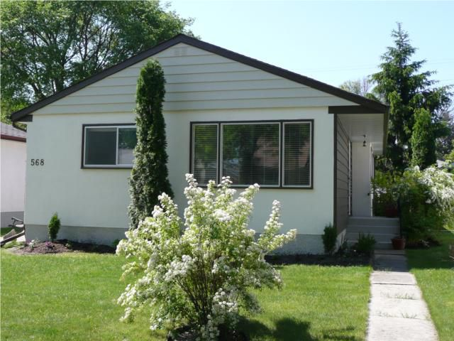 Main Photo: 568 GREENE Avenue in WINNIPEG: East Kildonan Residential for sale (North East Winnipeg)  : MLS®# 1010632