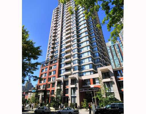 """Main Photo: 1910 977 MAINLAND Street in Vancouver: Downtown VW Condo for sale in """"YALETOWN PARK 3"""" (Vancouver West)  : MLS®# V744441"""