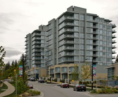 """Main Photo: 103 9188 UNIVERSITY Crescent in Burnaby: Simon Fraser Univer. Condo for sale in """"ALTAIRE"""" (Burnaby North)  : MLS®# V776765"""