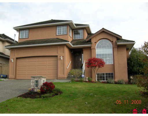 "Main Photo: 8054 153A Street in Surrey: Fleetwood Tynehead House for sale in ""FAIRWAY PARK"" : MLS®# F1002400"
