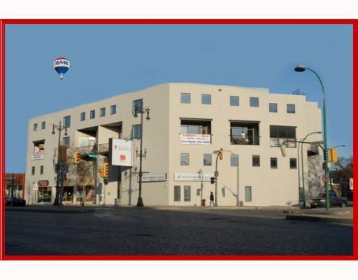 Main Photo: 520 PORTAGE Avenue in WINNIPEG: Central Winnipeg Condominium for sale : MLS®# 2901224