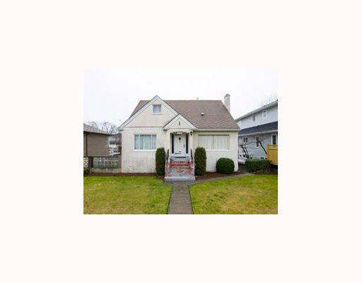 Main Photo: 3908 OXFORD Street in Burnaby: Vancouver Heights House for sale (Burnaby North)  : MLS®# V807419