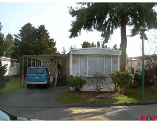 "Main Photo: 47 7790 KING GEORGE Highway in Surrey: Bear Creek Green Timbers Manufactured Home for sale in ""CRISPEN BAYS"" : MLS®# F2905555"