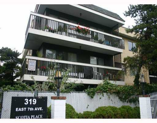 "Main Photo: 202 319 E 7TH Avenue in Vancouver: Mount Pleasant VE Condo for sale in ""SCOTIA PLACE"" (Vancouver East)  : MLS®# V776159"