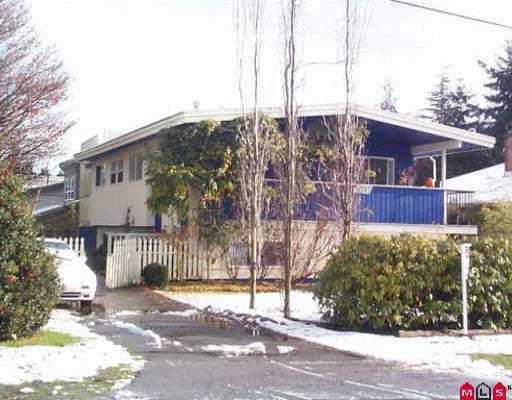 Main Photo: 1092 HABGOOD ST: White Rock House for sale (South Surrey White Rock)  : MLS®# F2525217
