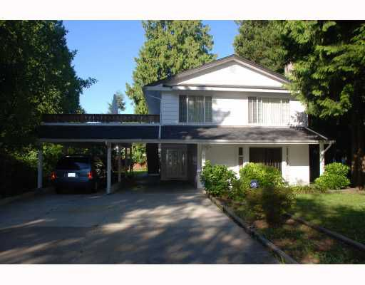 Main Photo: 3145 RALEIGH Street in Port_Coquitlam: Central Pt Coquitlam House for sale (Port Coquitlam)  : MLS®# V749090