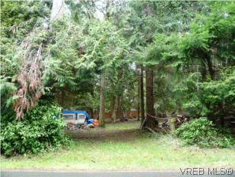 Main Photo: 7919 Plumper Way in PENDER ISLAND: GI Pender Island Land for sale (Gulf Islands)  : MLS®# 259942