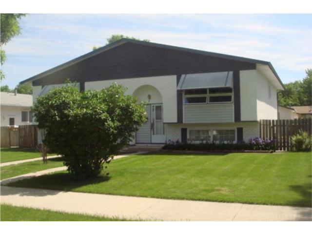 Main Photo: 1133 BUCHANAN Boulevard in WINNIPEG: Westwood / Crestview Residential for sale (West Winnipeg)  : MLS®# 1011059