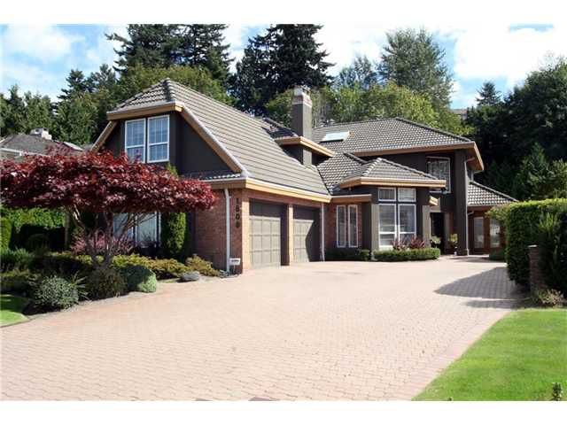 """Main Photo: 1608 SPYGLASS Crescent in Tsawwassen: Cliff Drive House for sale in """"IMPERIAL VILLAGE"""" : MLS®# V847835"""