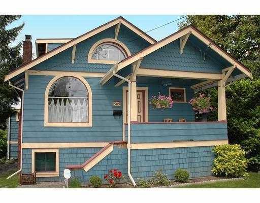 Main Photo: 509 8TH AV in New Westminster: GlenBrooke North House for sale : MLS®# V538171