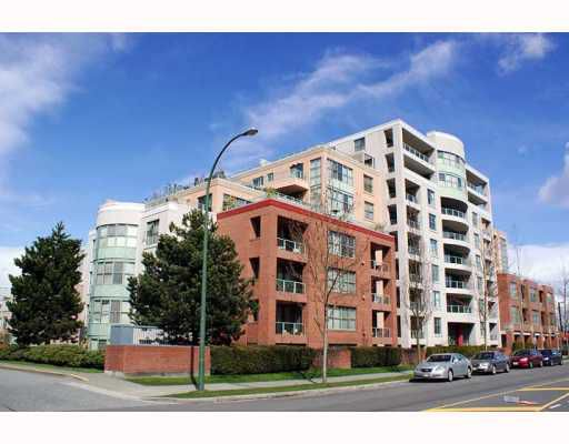 """Main Photo: B105 503 W 16TH Avenue in Vancouver: Fairview VW Condo for sale in """"PACIFICA"""" (Vancouver West)  : MLS®# V761316"""