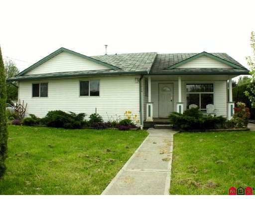 "Main Photo: 34694 5TH Avenue in Abbotsford: Poplar House for sale in ""HUNTINGDON VILLAGE"" : MLS®# F2909890"