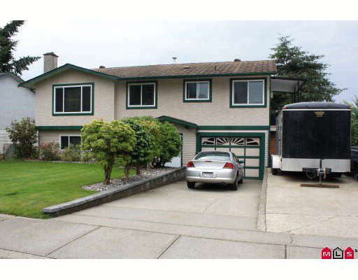 "Main Photo: 3055 MCCRAE Street in Abbotsford: Abbotsford East House for sale in ""MCMILLAN AREA"" : MLS®# F2914670"
