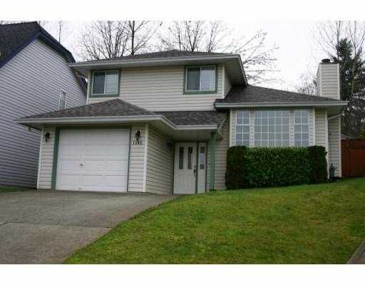 Main Photo: 1365 YARMOUTH ST in Port Coquiltam: Citadel PQ House for sale (Port Coquitlam)  : MLS®# V571772