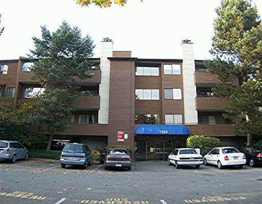 """Main Photo: 349 7293 MOFFATT Road in Richmond: Brighouse South Condo for sale in """"DORCHESTER CIRCLE"""" : MLS®# V761002"""