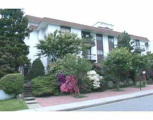 "Main Photo: 208 2234 W 1ST Avenue in Vancouver: Kitsilano Condo for sale in ""OCEAN VILLA"" (Vancouver West)  : MLS®# V768631"