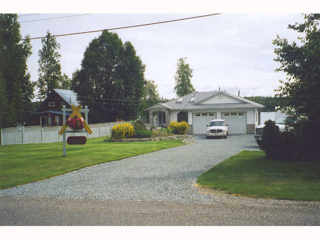 """Main Photo: 26855 N NESS LAKE Road in Prince George: Ness Lake House for sale in """"NESS LAKE"""" (PG Rural North (Zone 76))  : MLS®# N199504"""