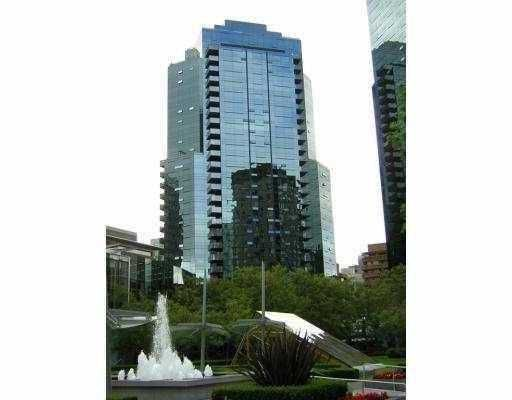 "Main Photo: 704 1050 BURRARD Street in Vancouver: Downtown VW Condo for sale in ""THE WALL CENTRE"" (Vancouver West)  : MLS®# V716692"
