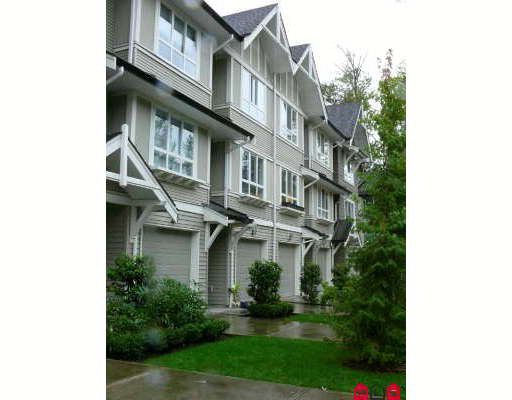 "Main Photo: 65 6747 203RD Street in Langley: Willoughby Heights Townhouse for sale in ""Sagebrook"" : MLS®# F2828750"