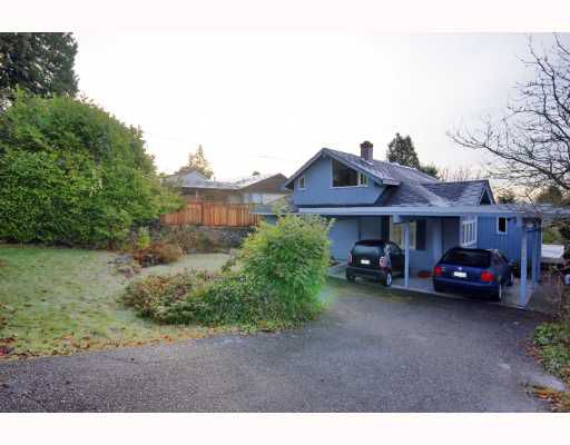 Main Photo: 2348 MATHERS Avenue in West_Vancouver: Dundarave House for sale (West Vancouver)  : MLS®# V750560