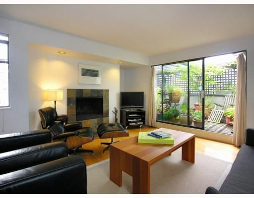 Main Photo: 9 1934 BARCLAY Street in Vancouver: West End VW Townhouse for sale (Vancouver West)  : MLS®# V784079