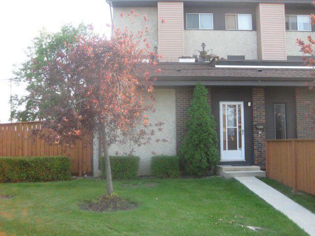 Main Photo: 180 GRASSIE Boulevard in WINNIPEG: North Kildonan Condominium for sale (North East Winnipeg)  : MLS®# 1015911