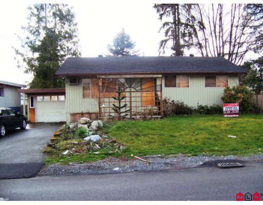 Main Photo: 33556 RAINBOW Avenue in Abbotsford: Central Abbotsford House for sale : MLS®# F2821308