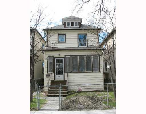 Main Photo:  in WINNIPEG: North End Residential for sale (North West Winnipeg)  : MLS®# 2811890