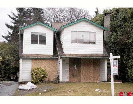 Main Photo: 13561 HILTON Road in Surrey: Bolivar Heights House for sale (North Surrey)  : MLS®# F2903674