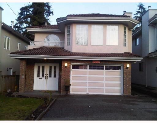 Main Photo: 6602 RANDOLPH Avenue in Burnaby: Upper Deer Lake House for sale (Burnaby South)  : MLS®# V805169