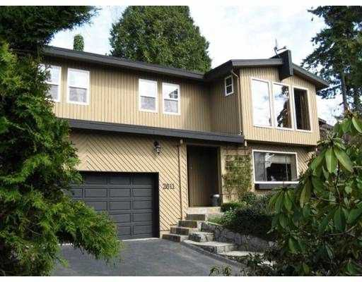 Main Photo: 2611 ROGATE Avenue in Coquitlam: Coquitlam East House for sale : MLS®# V761788