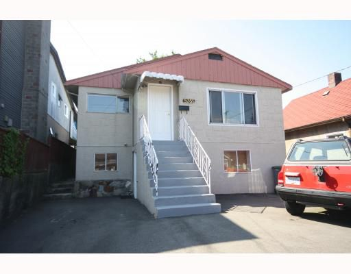 Main Photo: 5355 MCKINNON Street in Vancouver: Collingwood VE House for sale (Vancouver East)  : MLS®# V776153