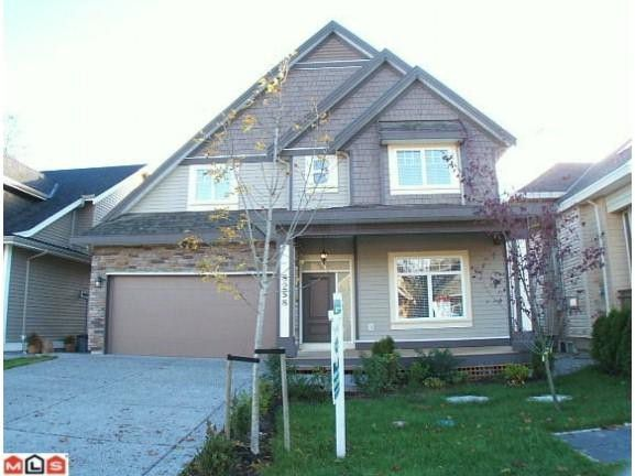 """Main Photo: 8258 211TH Street in Langley: Willoughby Heights House for sale in """"YORKSON"""" : MLS®# F1026942"""