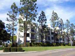 Main Photo: CROWN POINT Residential Rental for rent : 1 bedrooms : 3770 Crown Point Dr #104 in San Diego
