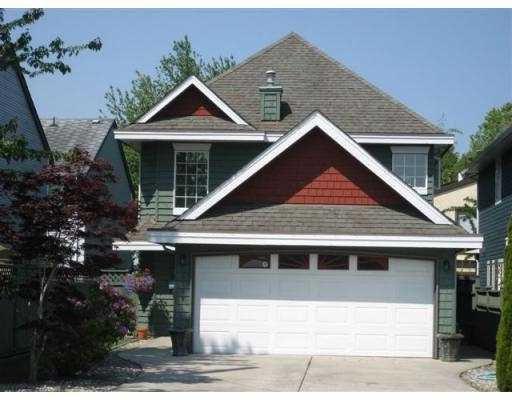 Main Photo: 11591 7TH Avenue in Richmond: Steveston Villlage House for sale : MLS®# V770440