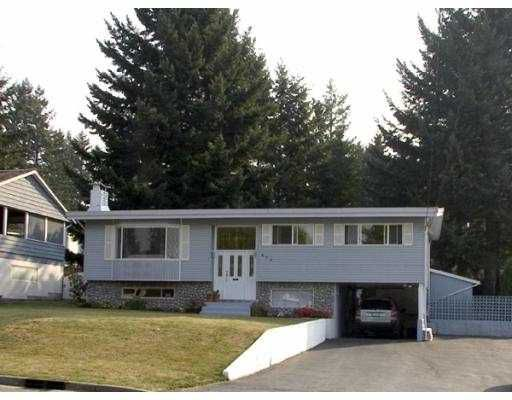 Main Photo: 443 LAKEVIEW ST in Coquitlam: Central Coquitlam House for sale : MLS®# V557077