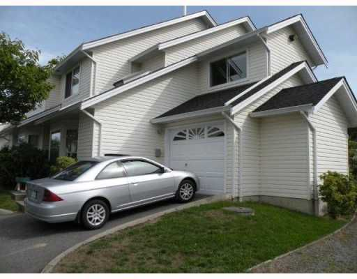 "Main Photo: 63 11588 232ND Street in Maple Ridge: Cottonwood MR Townhouse for sale in ""COTTONWOOD VILLAGE"" : MLS®# V784323"