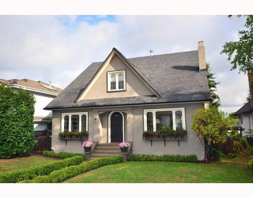 """Main Photo: 619 W KING EDWARD Avenue in Vancouver: Cambie House for sale in """"CAMBIE/DOUGLAS PARK"""" (Vancouver West)  : MLS®# V785995"""